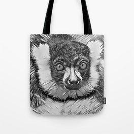 AnimalArtBW_Vari_20170601_by_JAMColorsSpecial Tote Bag