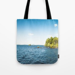 Vacation Land Tote Bag