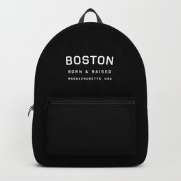 Boston - MA, USA (Arc) Backpack