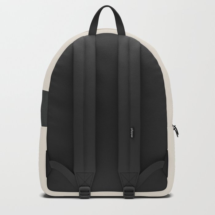 Geometric Modern Art 30 Backpack