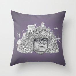 DERIVATIVE Throw Pillow