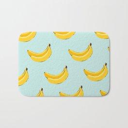 banana pattern Bath Mat