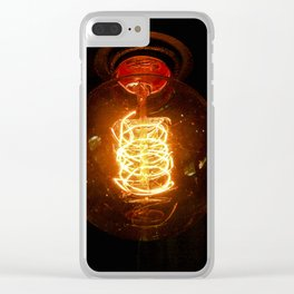 bulba Clear iPhone Case