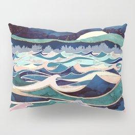 Moonlit Ocean Pillow Sham