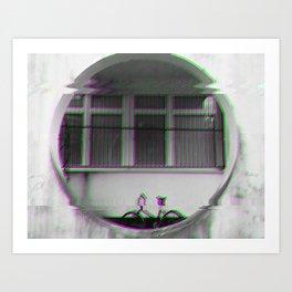 b1k3 Art Print