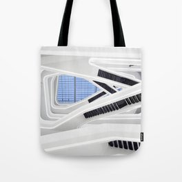 Zaha H A D I D | architect | Dominion Office Building Tote Bag