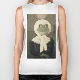 Madame Froggy Biker Tank
