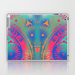 bowie: first tribute (influence) Laptop & iPad Skin