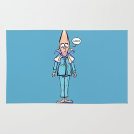 Coneheads Saturday Night Live Rug