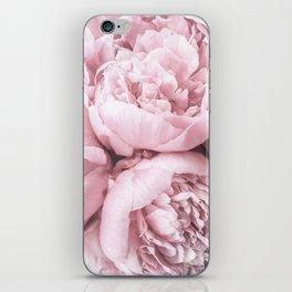 Lush Peony Flower iPhone Skin