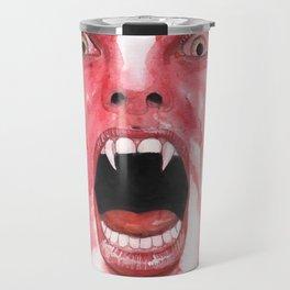 Good Night Screams 1 Travel Mug