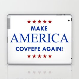 Make America Covfefe Again! Laptop & iPad Skin