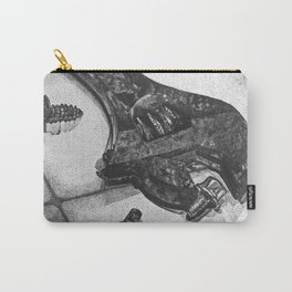 a few loose screws Carry-All Pouch