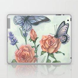 Kathie's Garden Laptop & iPad Skin