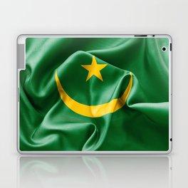 Mauritania Flag Laptop & iPad Skin