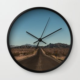 Freedom is a Full Tank Wall Clock