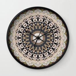 Mandala Hahusheze  Wall Clock