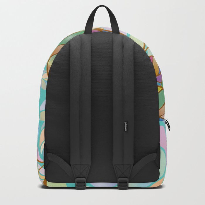 The magic of wilting Backpack