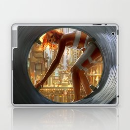 Leeloo Fifth Element Laptop & iPad Skin
