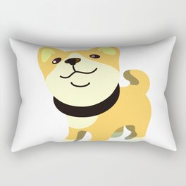 CUTE DOG Rectangular Pillow
