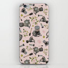 Don't stop to smell the roses iPhone Skin