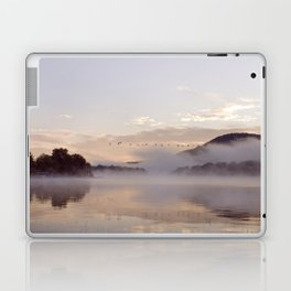 Into the Mists of Dawn Laptop & iPad Skin