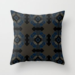 Pattern1 Throw Pillow