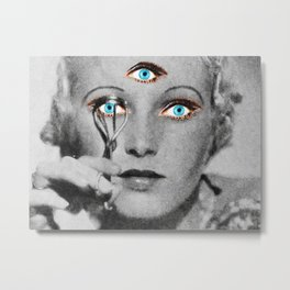 Cosmetic and Other Changes Metal Print