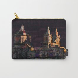 mdina by night Carry-All Pouch