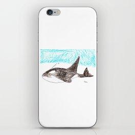 Orca Baby iPhone Skin