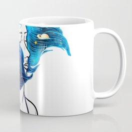 blowing  universe mind. Coffee Mug