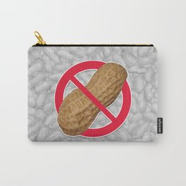 Peanuts Are Forbidden - Les Arachides Sont Interdites Carry-All Pouch