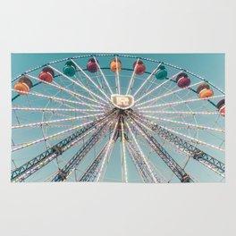 Ferris Wheel 7 Rug