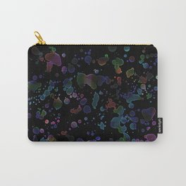 NEON SPLASH Carry-All Pouch
