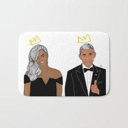 The Obamas Bath Mat