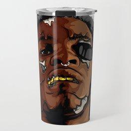 YOUNG THUG---ART Travel Mug