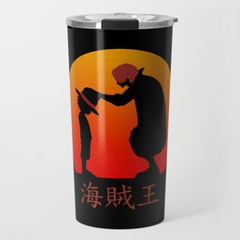 The Pirate King Travel Mug