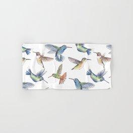 Hummingbirds Hand & Bath Towel