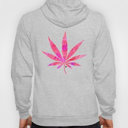 Blush Cannabis Swirl Hoody