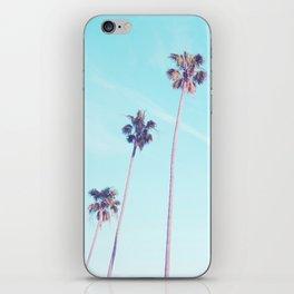 Palms Good Vibes iPhone Skin