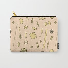 Pasta pattern Carry-All Pouch