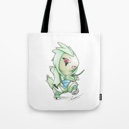 Quite the Tyrant  Tote Bag