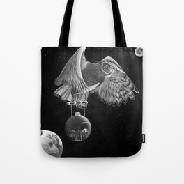 Transporting Atlantis Tote Bag