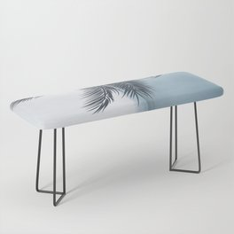 Palm and Ocean Bench