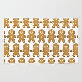Gingerbread Cookies Pattern Rug