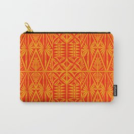 Siapo inspired design Carry-All Pouch