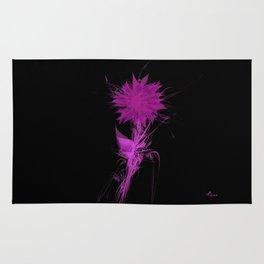 Purple Irradiance Rug