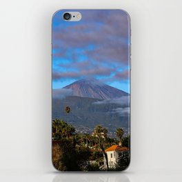 Volcano Teide on Tenerife iPhone Skin