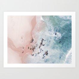 sea bliss Art Print