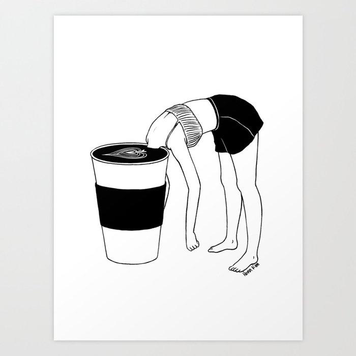 Coffee, First Kunstdrucke